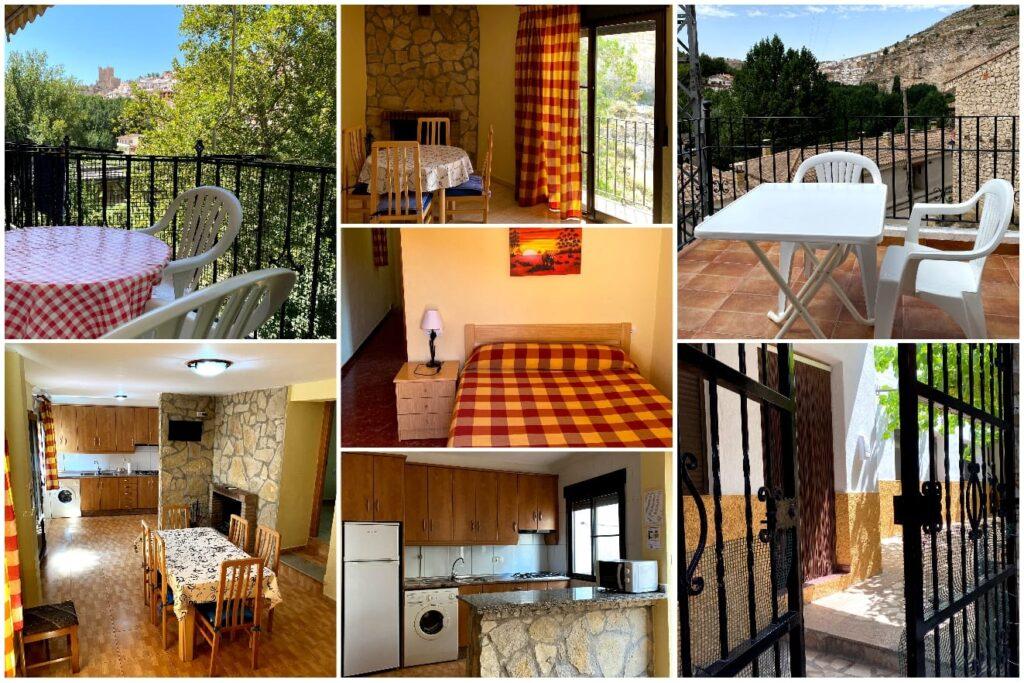 Casas Rurales con encanto en Alcalá del Júcar