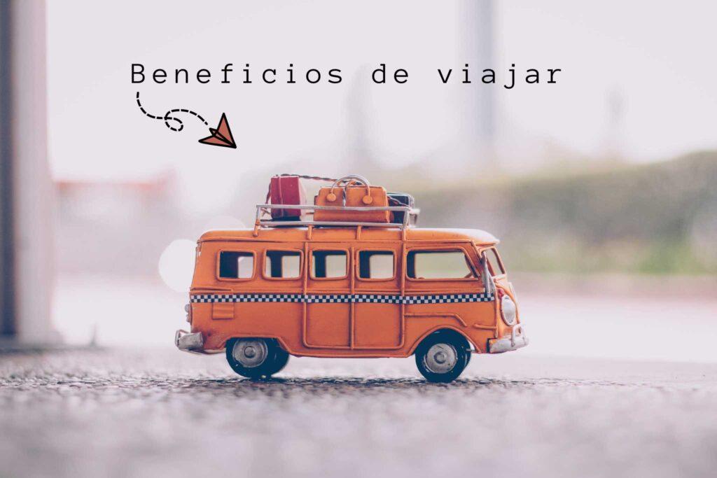 5 beneficios de viajar