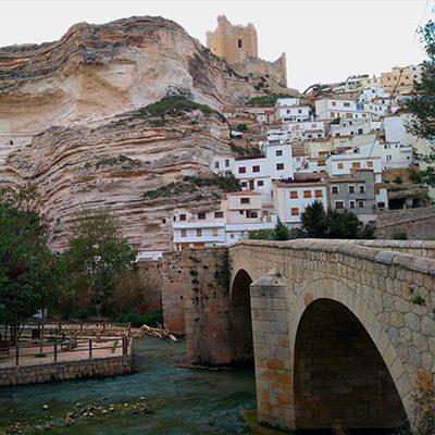 Puente-Romano-Alcalá
